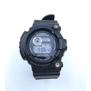 カシオ(CASIO)の【美品】G-SHOCK FROGMAN  GW-200RB タフソーラー(腕時計(デジタル))