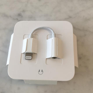 iPhone - iPhone 純正品 変換アダプター