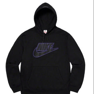 Supreme - Supreme®/Nike® Leather Hooded Sweatshirt
