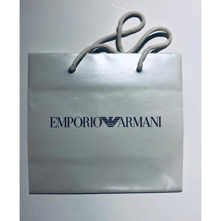エンポリオアルマーニ(Emporio Armani)のエンポリオアルマーニ、バーニーズニューヨーク紙袋(ショップ袋)
