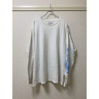 ファセッタズム(FACETASM)のFACETASM ファセッタズム ロングTシャツ(Tシャツ/カットソー(七分/長袖))