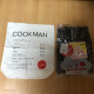 Supreme - cookman シェフパンツ 黒 M