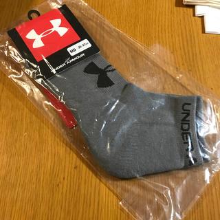 アンダーアーマー(UNDER ARMOUR)のアンダーアーマー  ソックス ヒートギア   25〜27cm(靴下/タイツ)