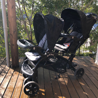 ベビートレンド(Baby Trend)のさっちんさま専用 二人乗りベビーカー(ベビーカー/バギー)