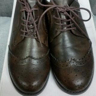サマンサモスモス(SM2)のSM 2  レースアップシューズ(ローファー/革靴)