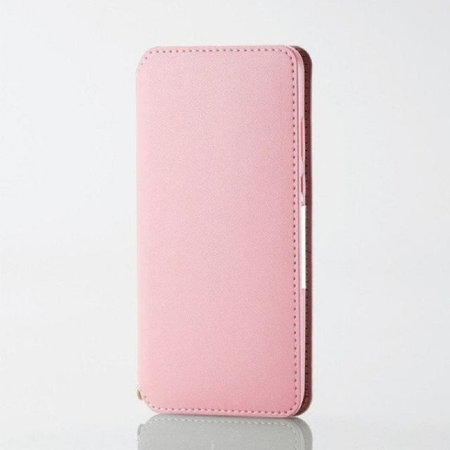 ELECOM(エレコム)のHUAWEI P30 lite ソフトレザー 薄型ピンク 957 スマホ/家電/カメラのスマホアクセサリー(Androidケース)の商品写真