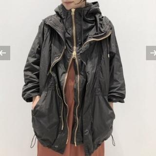 L'Appartement DEUXIEME CLASSE - アパルトモン  REMI RELIEF Nylon Zip Up ジャケット