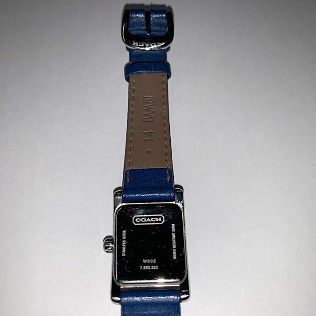COACH(コーチ)の腕時計 レディースのファッション小物(腕時計)の商品写真