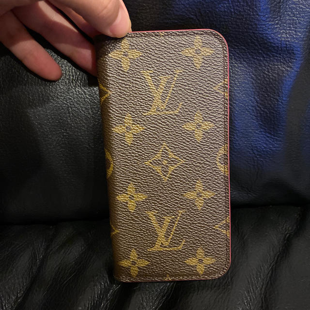 MICHAEL KORS アイフォン8plus ケース 、 LOUIS VUITTON - LOUIS VUITTON iPhone8 ケースの通販