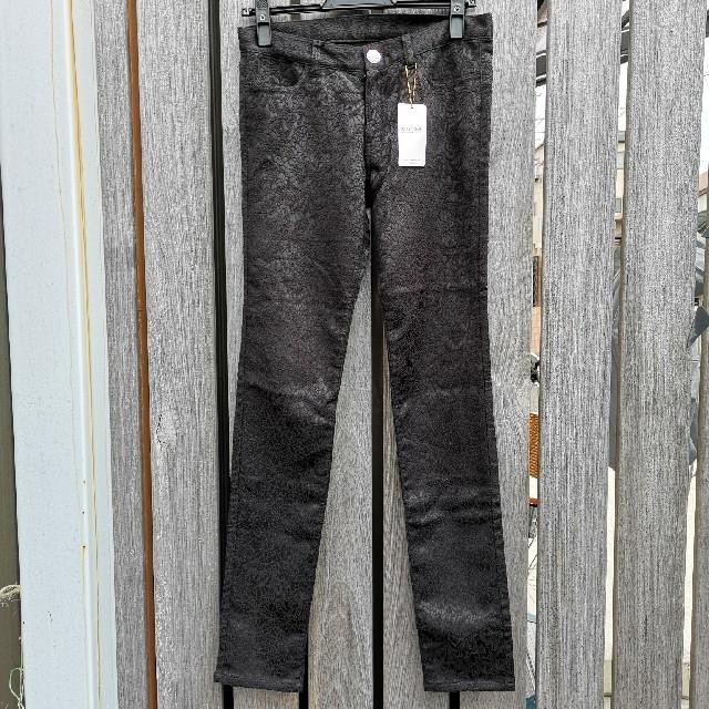CECIL McBEE(セシルマクビー)のセシルマクビー CECIL Mc BEE レース柄パンツ レディースのパンツ(カジュアルパンツ)の商品写真