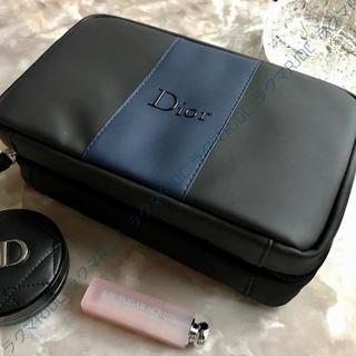Dior - 【新品未使用】ディオール 非売品 オーガナイザー サイドバッグ トラベルポーチ