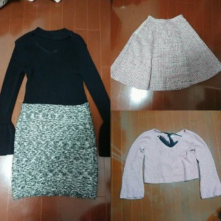 RESEXXY - ブランドの洋服3点セット
