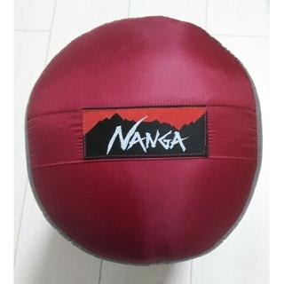 NANGA - nanga ナンガ シュラフ ダウンバッグ600STD レギュラー ダウンバック