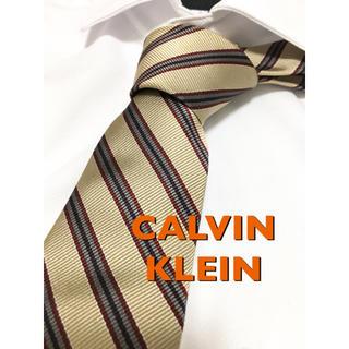 Calvin Klein - ネクタイ CALVIN KLEIN カルバンクライン