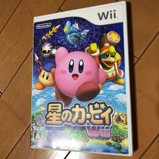 Wii - 星のカービィ wii ソフト
