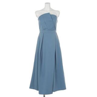 ラグナムーン(LagunaMoon)のラグナムーン ベアガウチョパンツ ドレス(オールインワン)