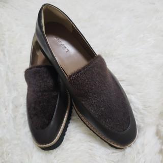 レプシィム(LEPSIM)のLEPSIM マニッシュシューズ(ローファー/革靴)