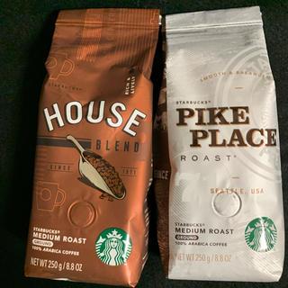 スターバックスコーヒー(Starbucks Coffee)のスターバックス コーヒー2種(コーヒー)