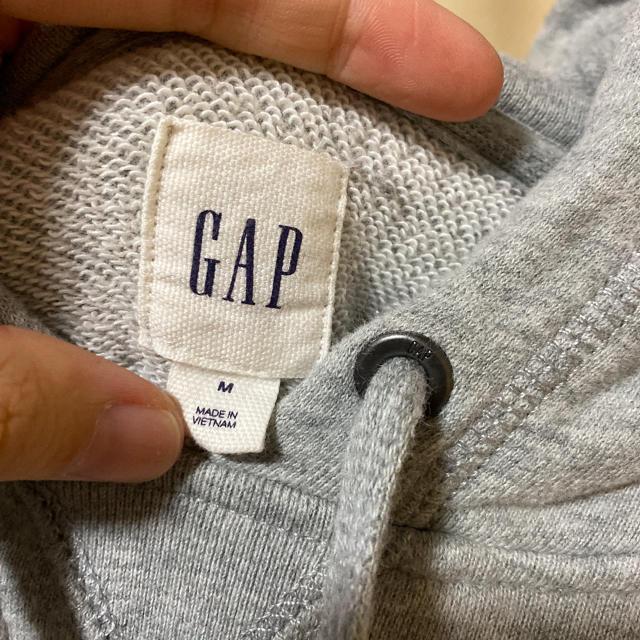 GAP(ギャップ)のGAP パーカー レディースのトップス(パーカー)の商品写真