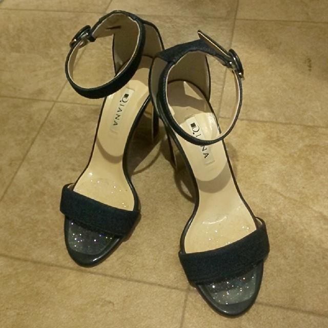 DIANA(ダイアナ)のDIANA ストラップサンダル 23.5 レディースの靴/シューズ(サンダル)の商品写真