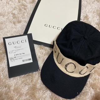 Gucci - GUCCIキャップ