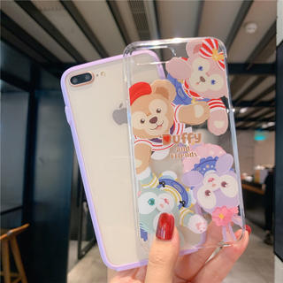 Disney - 保護フィルム付き!ディズニー ダッフィー&フレンズ iPhoneXR