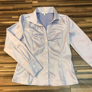 ナラカミーチェ(NARACAMICIE)のナラカミーチェ スタンドカラーシャツ M 新品未使用 ※値下げしました!(シャツ/ブラウス(長袖/七分))
