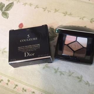 Christian Dior - 未使用 ディオール  アイシャドウ ミニ 646番 モンテーニュ