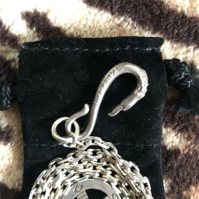 goro's(ゴローズ)のTady&king 細角チェーン メンズのアクセサリー(ネックレス)の商品写真