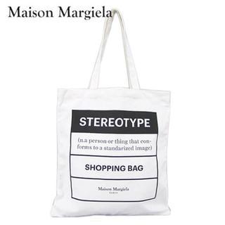 Maison Martin Margiela - 新品メゾンマルジェラキャンバストートバッグ