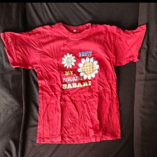 ひまわり?赤Tシャツ☆サイズ150☆(Tシャツ/カットソー)