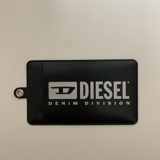 ディーゼル(DIESEL)のDIESEL カードケース パスケース(名刺入れ/定期入れ)