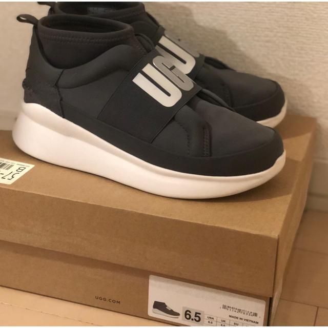 UGG(アグ)のUGG NEWTRA SNEAKER ニュートラスニーカー 6.5 23.5cm レディースの靴/シューズ(スニーカー)の商品写真