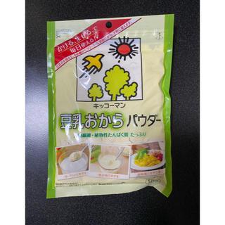 キッコーマン(キッコーマン)の豆乳おからパウダー(豆腐/豆製品)