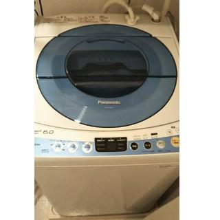 Panasonic - 【本日までの出品】パナソニック 洗濯機 福岡 Panasonic 6kg