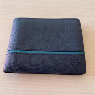エムシーエム(MCM)のMCM メンズウォレット(折り財布)