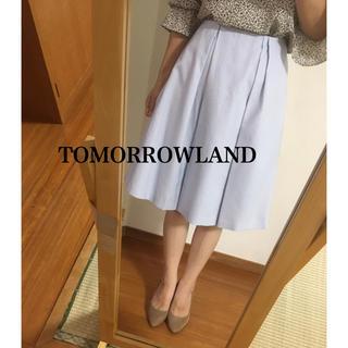 TOMORROWLAND - TOMORROWLAND✨美品スカート
