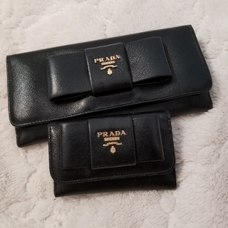 PRADA - PRADA 財布 キーケース