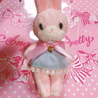 Angelic Pretty - Angelic pretty  りりともちゃんストラップ ピンク