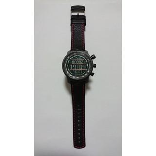 スント(SUUNTO)のスント SUUNTO エレメンタム テラ ELEMENTUM TERRA レッド(腕時計(デジタル))