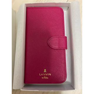 ランバンオンブルー(LANVIN en Bleu)のランバン  LANVIN en Bleu  iphoneケース(iPhoneケース)
