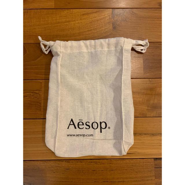Aesop(イソップ)のAesop・巾着 レディースのバッグ(ショップ袋)の商品写真