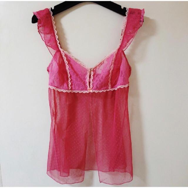 Victoria's Secret(ヴィクトリアズシークレット)のvictoria's secret ヴィクトリアズシークレット キャミソール  レディースの下着/アンダーウェア(その他)の商品写真