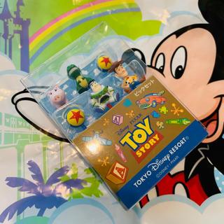 Disney - ディズニー トイストーリー ランチピック ピック 6本入り