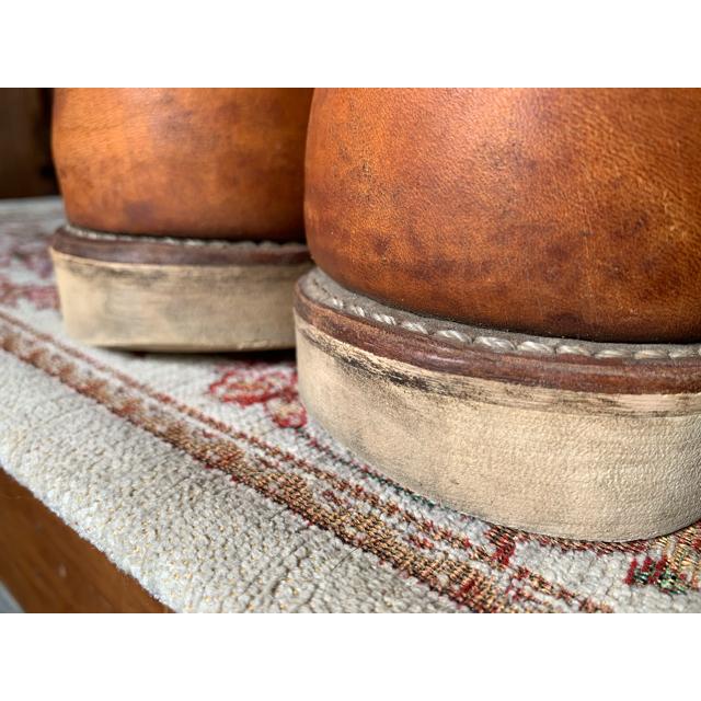 REDWING(レッドウィング)のREDWING ペコスブーツ us9 メンズの靴/シューズ(ブーツ)の商品写真