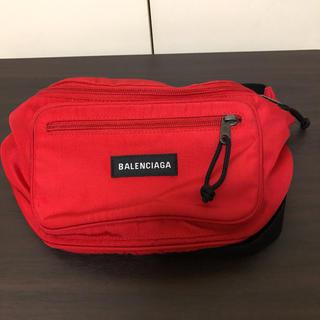BALENCIAGA BAG - バレンシアガ ナイロンベルトバッグ