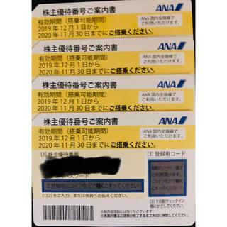 ANA(全日本空輸) - ANA 全日空 優待券