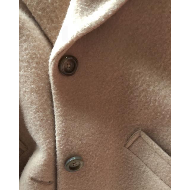 OPAQUE(オペーク)のオペーク ロングコート 最終値下げ レディースのジャケット/アウター(ロングコート)の商品写真