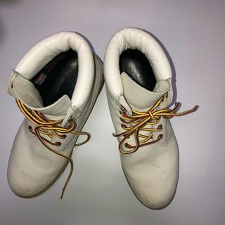 ティンバーランド(Timberland)の【お値下セール中!】Timberland 人気色 白 28cm(ブーツ)