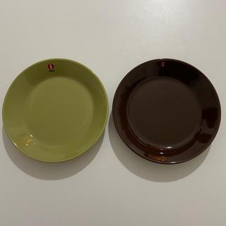 iittala - ティーマ 15cm オリーブグリーン ブラウン